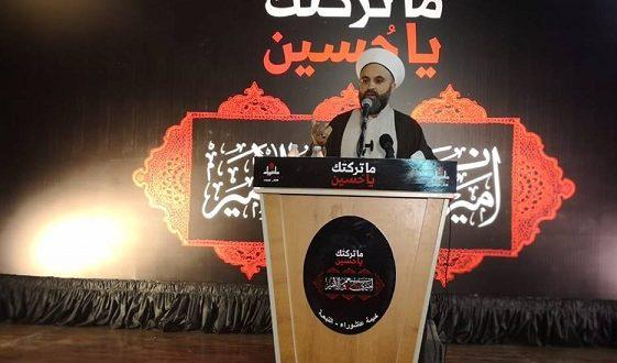شیخ صهیب حبلی روحانی اهل سنت لبنان