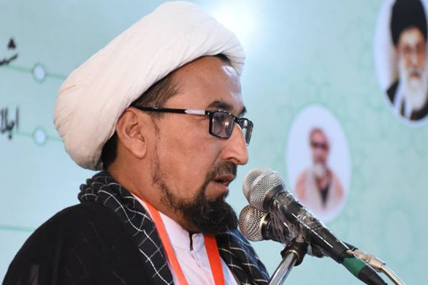دبیرکل مجلس وحدت مسلمین کراچی