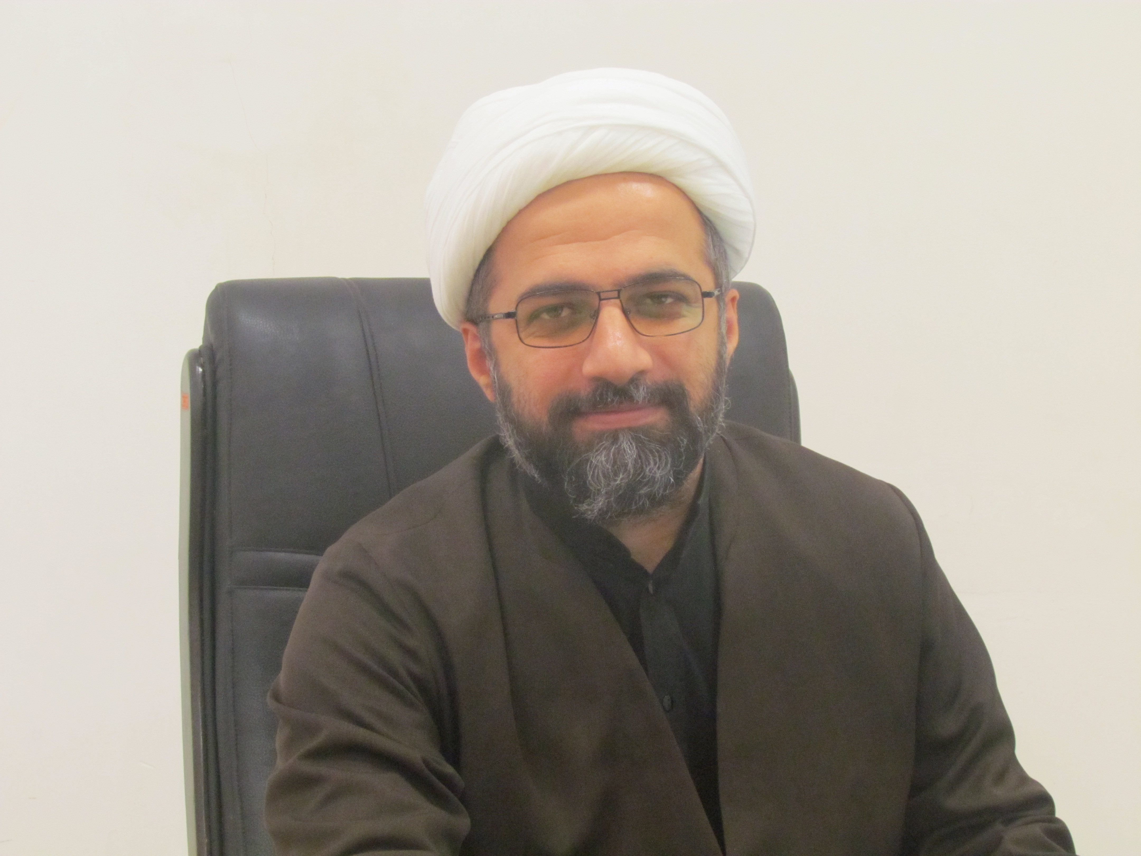 حجت الاسلام حسین پور- امور طلاب گیلان