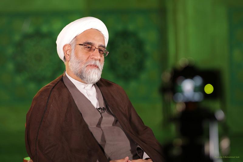 حجت الاسلام و المسلمین حمید ملکی