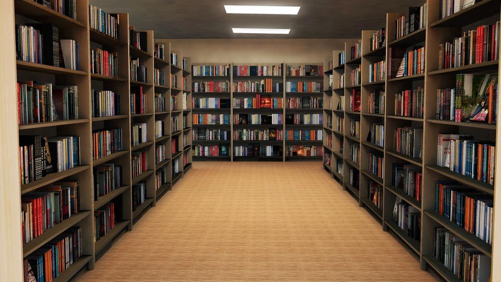 کتابخانه های شیراز