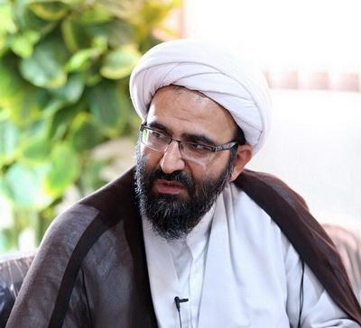 حجت الاسلام والمسلمین رحیمی صادق- مدیر حوزه علمیه تهران