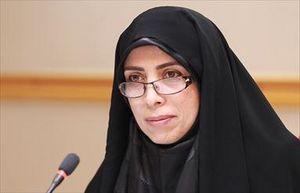 الهام امینزاده، معاون حقوقی سابق رئیس جمهور