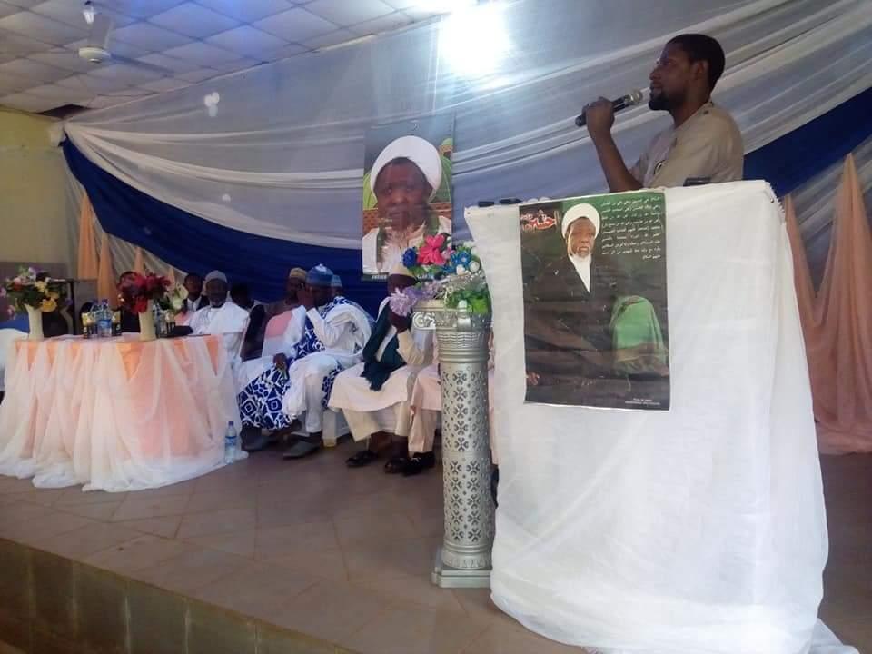 شیعیان نیجریه همایش سالانه «اندیشه اسلامی» را برگزار کردند.