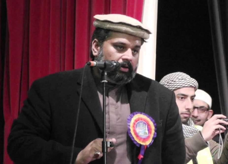 رئیس شورای اتحاد اهل سنت پاکستان