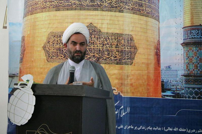 حجت الاسلام اکبرپور