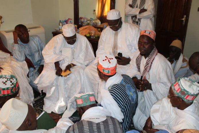 گردهمایی تیجانی های غرب آفریقا