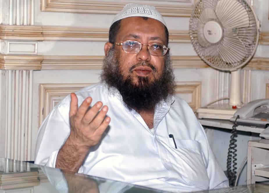 مدیر حوزه علمیه بنوریه پاکستان