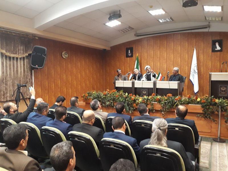 بازدید هیئت سوری از دانشگاه مذاهب اسلامی تهران