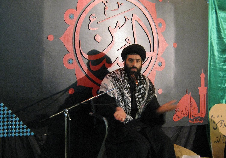 حجتالاسلام سید محمد میرعلی اکبری