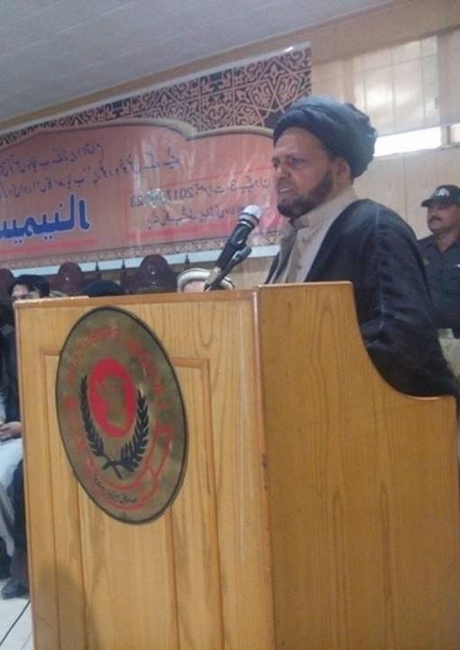 رئیس شورای علمای شیعه پنجاب پاکستان