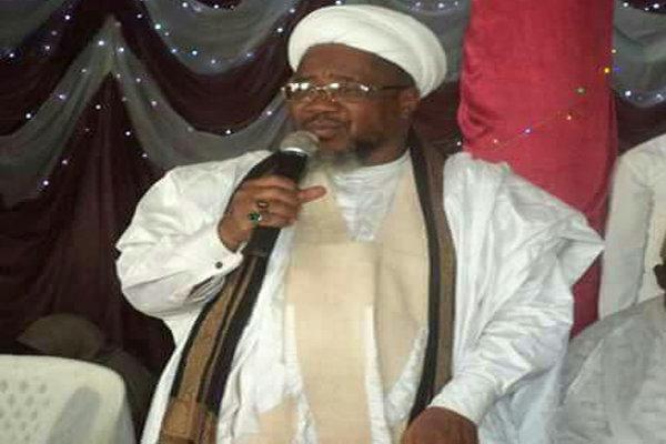 """شیخ """"آدم سوهو"""" عضو ارشد جنبش اسلامی نیجریه"""