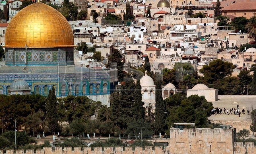 سلام بر مسجد الاقصی