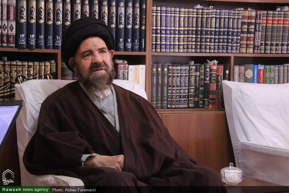 حجت الاسلام والمسلمین سید هاشم بطحایی