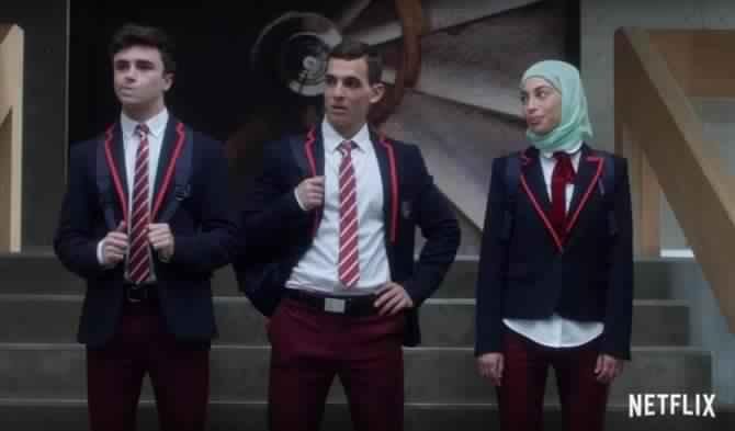 سریال جدید شبکه نت فلیکس به مسئله «اسلام هراسی در اروپا» می پردازد