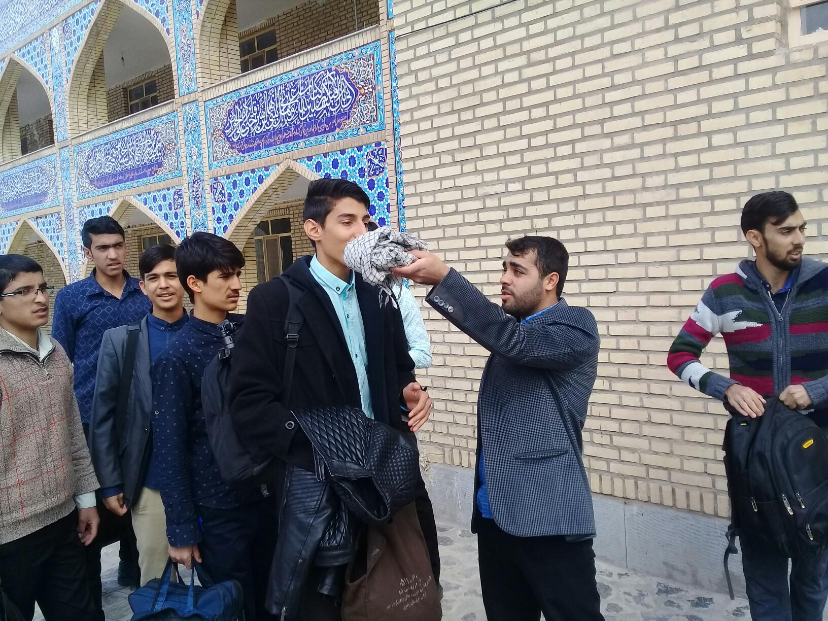 حوزه علمیه داوری شهرستان سربیشه