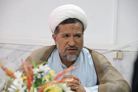حجت الاسلام جعفری- رئیس دفتر نهاد رهبری در دانشگاه های خراسان جنوبی