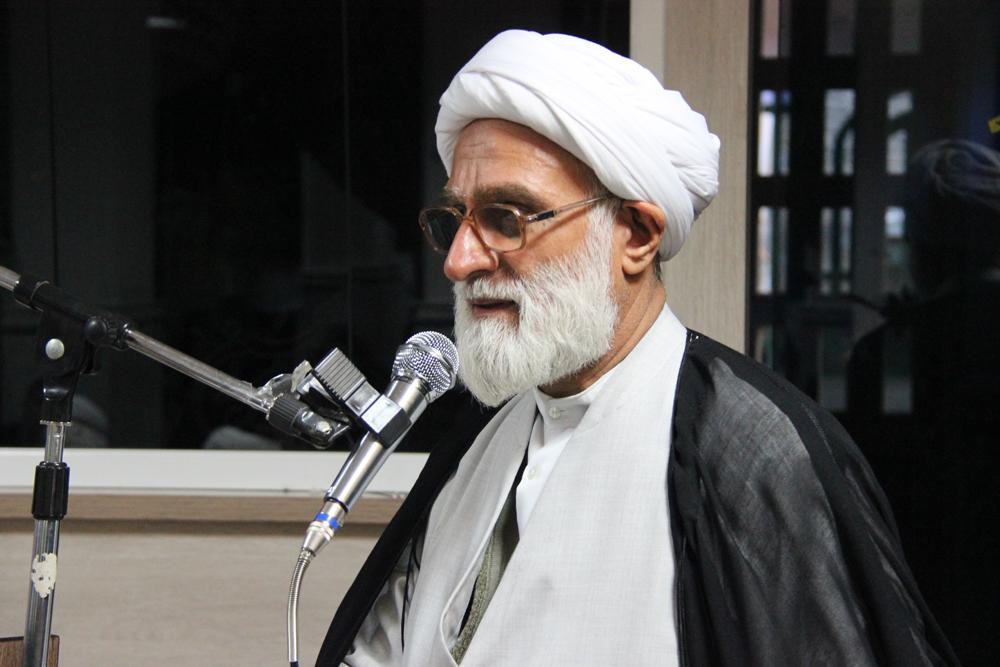 حجت الاسلام قدیر محمدیان