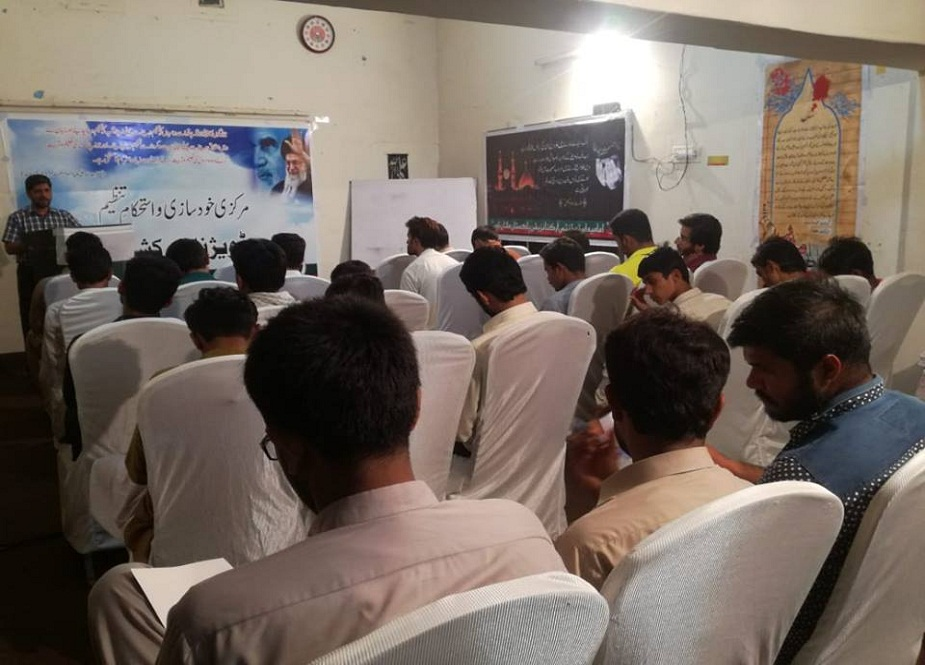 کارگاه تربیتی باعنوان «خودسازی» در ملتان پاکستان برگزار شد
