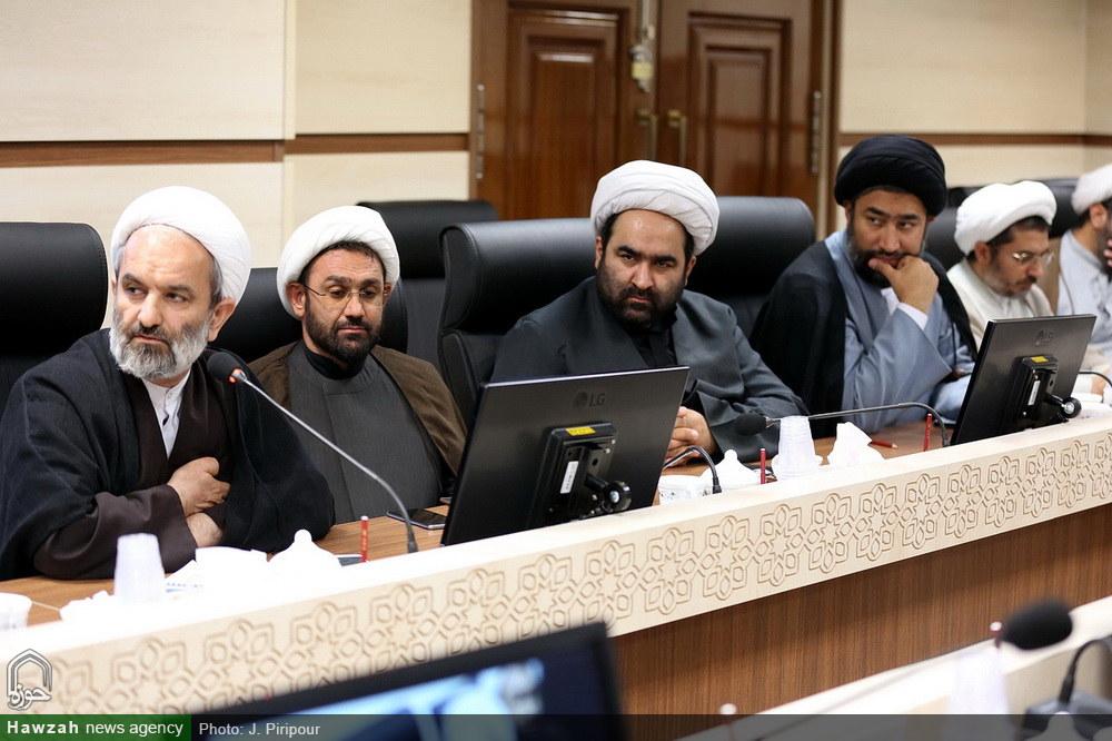 هفتمین نشست مدیران میانی واحدهای ستادی مرکز مدیریت حوزههای علمیه