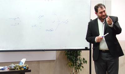 حسن صدرایی / نشست تخصصی رسانه در دارالاعلام