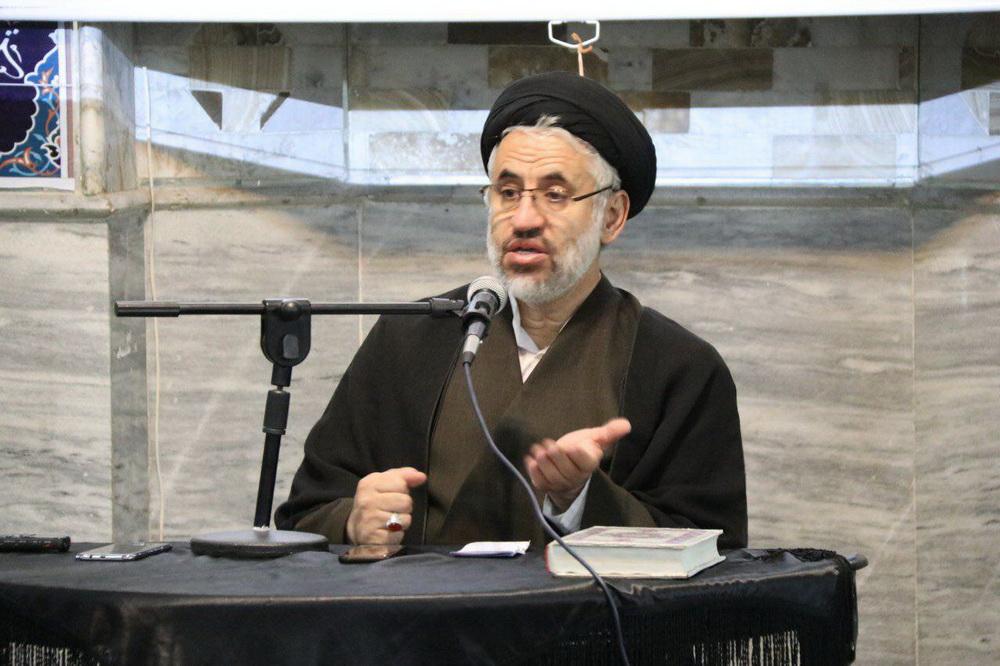 حجت الاسلام عبادی نماینده مردم بیرجند در مجلس شورای اسلامی