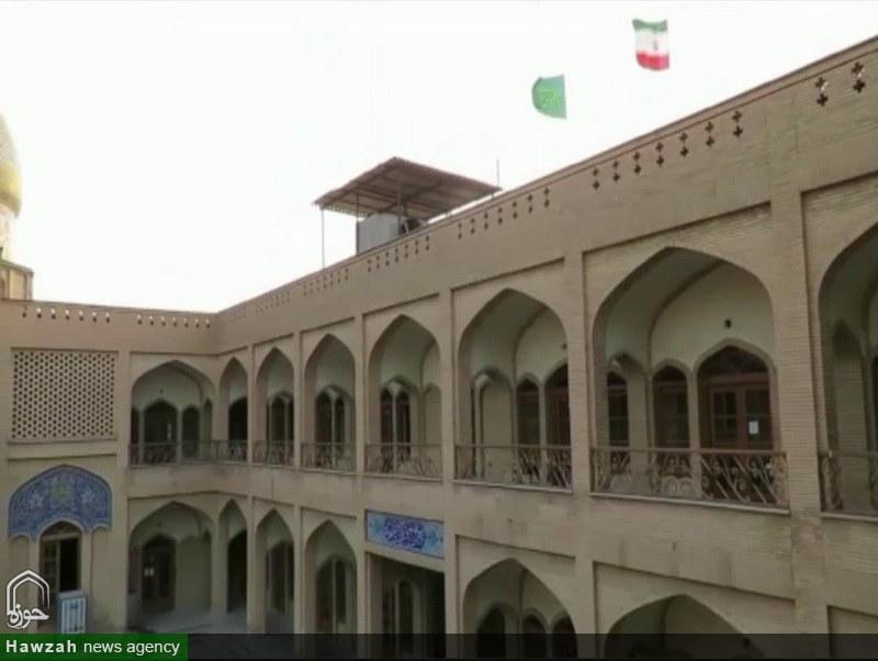 مدرسه علمیه صالحیه مکتب الصادق کازرون