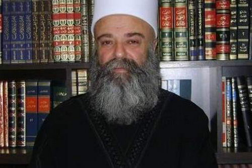 شیخ یوسف جربوع از رهبران معنوی طایفه دروز