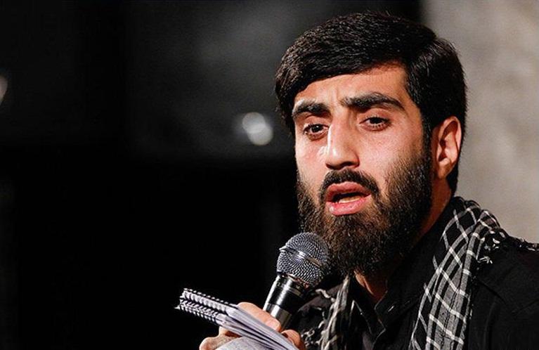 صوت| مداحی آقای سیدرضا نریمانی در نماز جمعه تهران