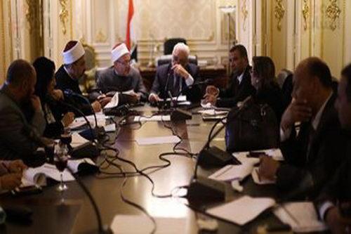 کمیته امور دینی پارلمان مصر