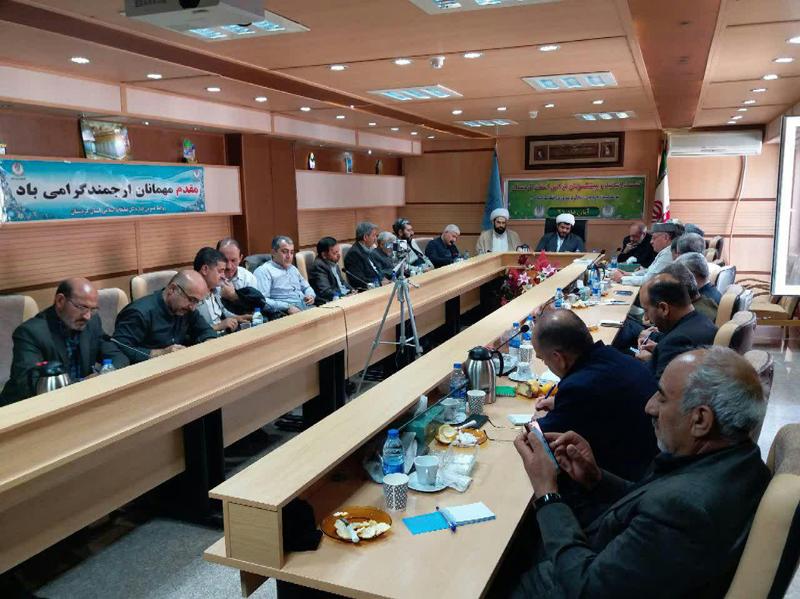 نشست هم اندیشی پیشکسوتان قرآنی کردستان