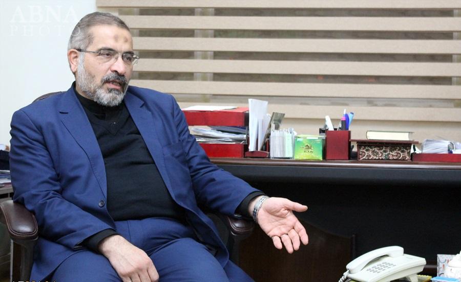 میرمسعود حسینیان - سرکنسول جمهوری اسلامی ایران در کربلا