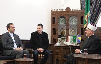 حسین افندی کاوازوویچ رئیسالعلمای بوسنیوهرزگوین