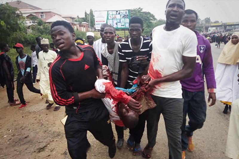 حمله به عزاداران اربعین در نیجریه