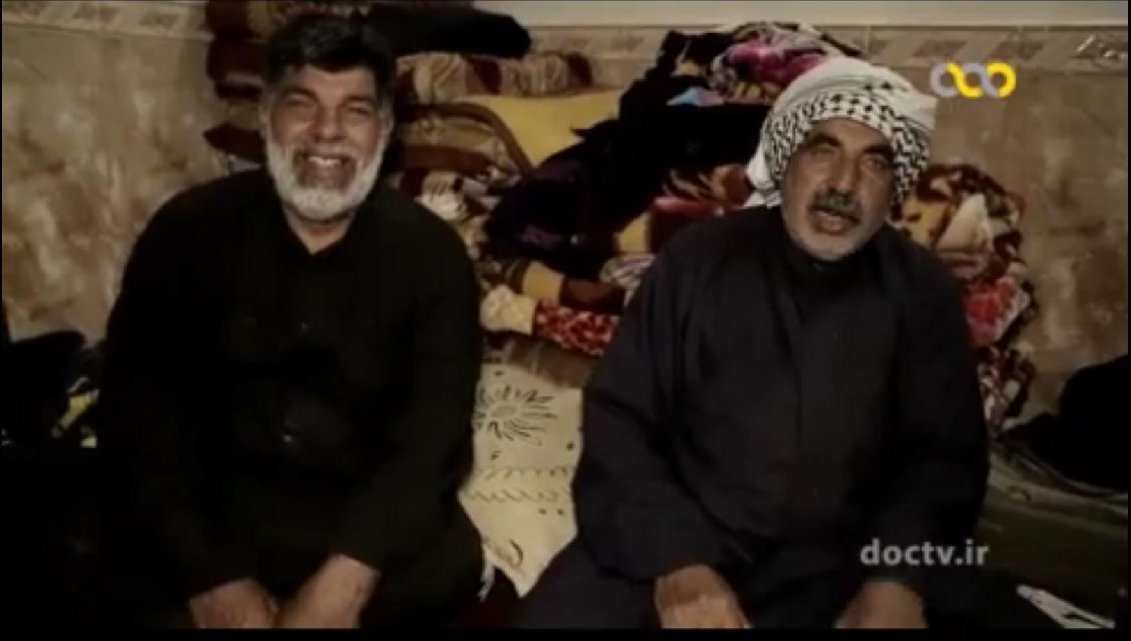روایتی از خدمت رسانی مردم عراق به زائران