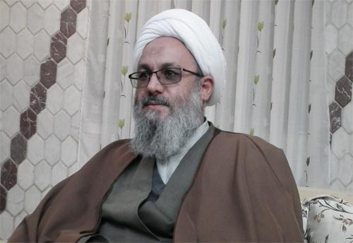 حجت الاسلام علی اشرف باباییان