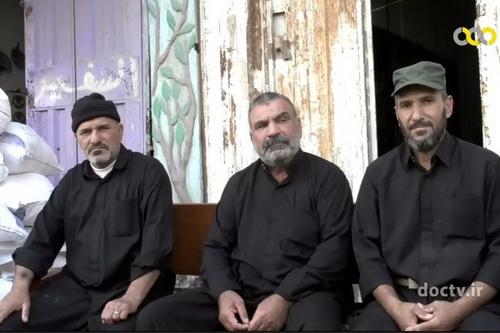 خدمت رسانی مردم عراق به زائران