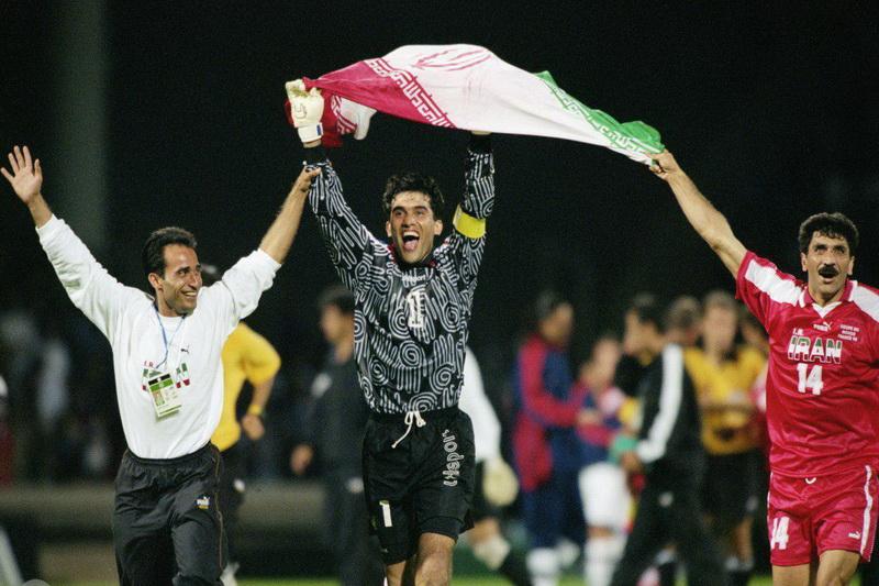 بازی ایران و آمریکا