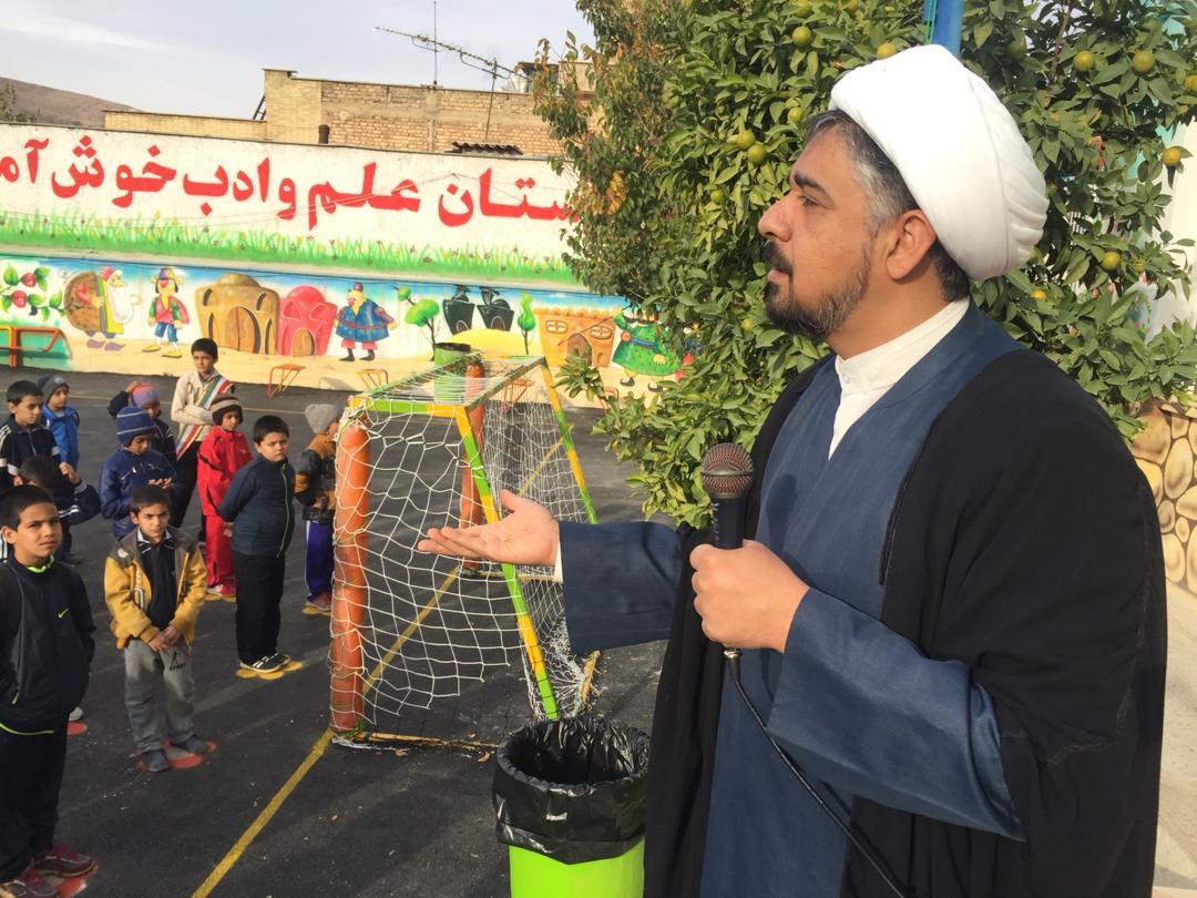 معاون تبلیغ حوزه علمیه شیراز