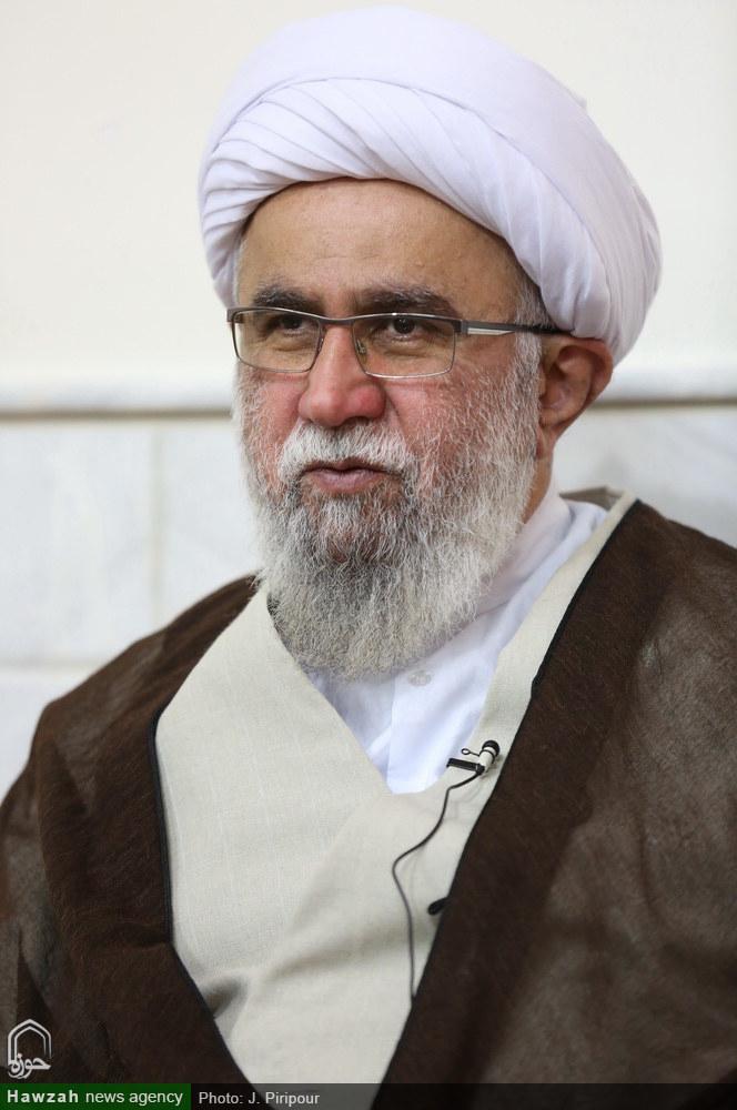 حجت الاسلام والمسلمین رضا رمضانی عضو خبرگان رهبری