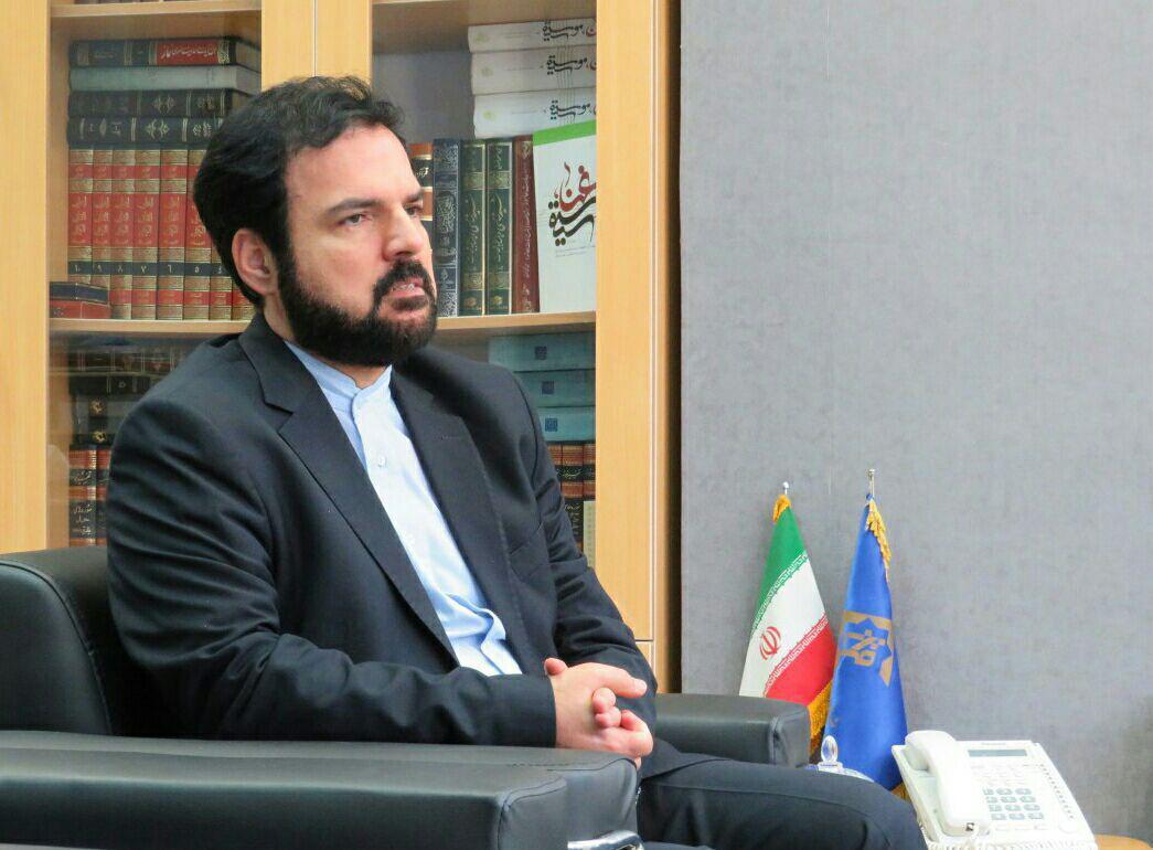 محمدحسین محمدزاده -  مدیر شبکه قرآن و معارف سیما