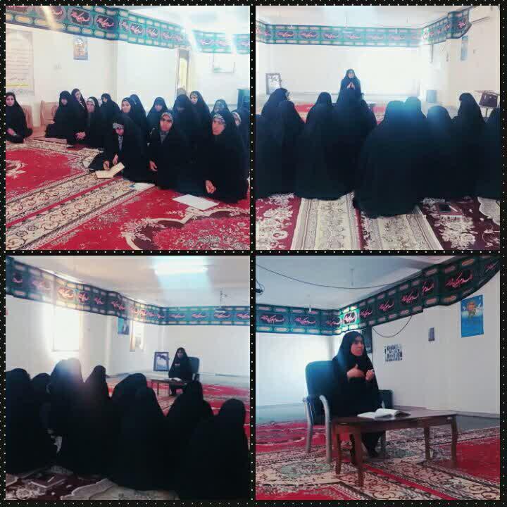 اولین نشست علمی ـ پژوهش در مدرسه علمیه خواهران فاطمة الزهرا(س) پارسیان برگزار شد
