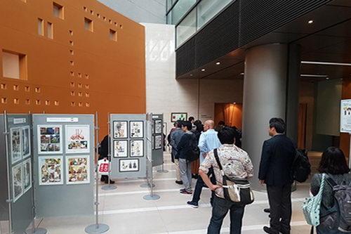 نمایشگاه مانگا در ژاپن