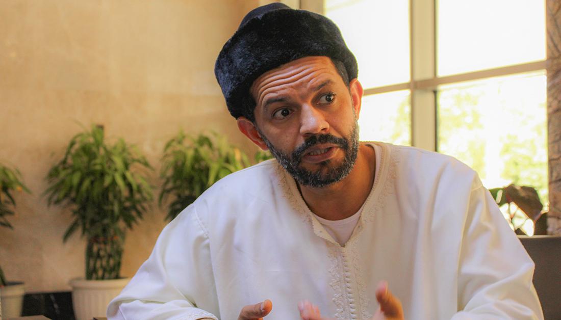 ربیع الادریسی مشاور سابق سازمان عفو بین الملل