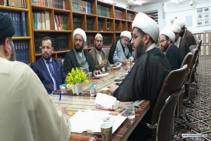مرکز پژوهش های اسلامی امام صادق(ع) در نجف اشرف
