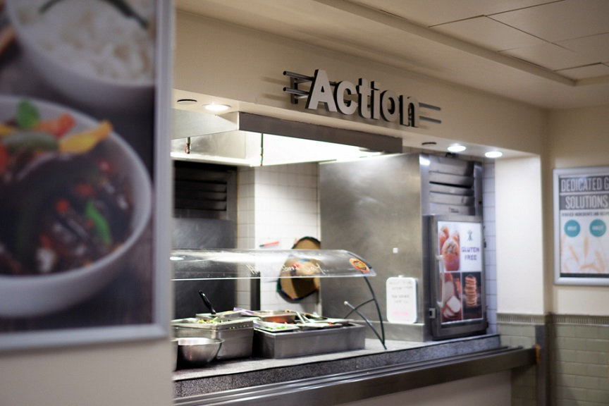 یک دانشگاه معروف  نیویورک، نخستین بوفه غذای حلال را ایجاد کرد