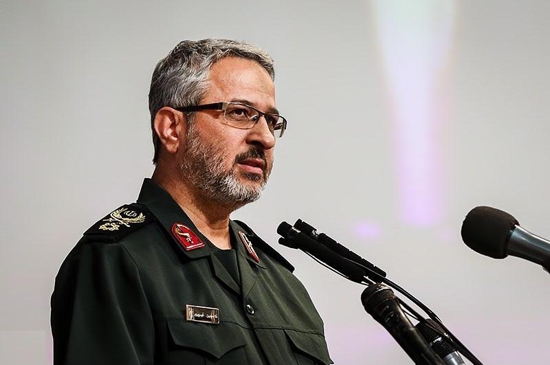 سردار غیب پرور ، رئیس سازمان بسیج مستضعفین