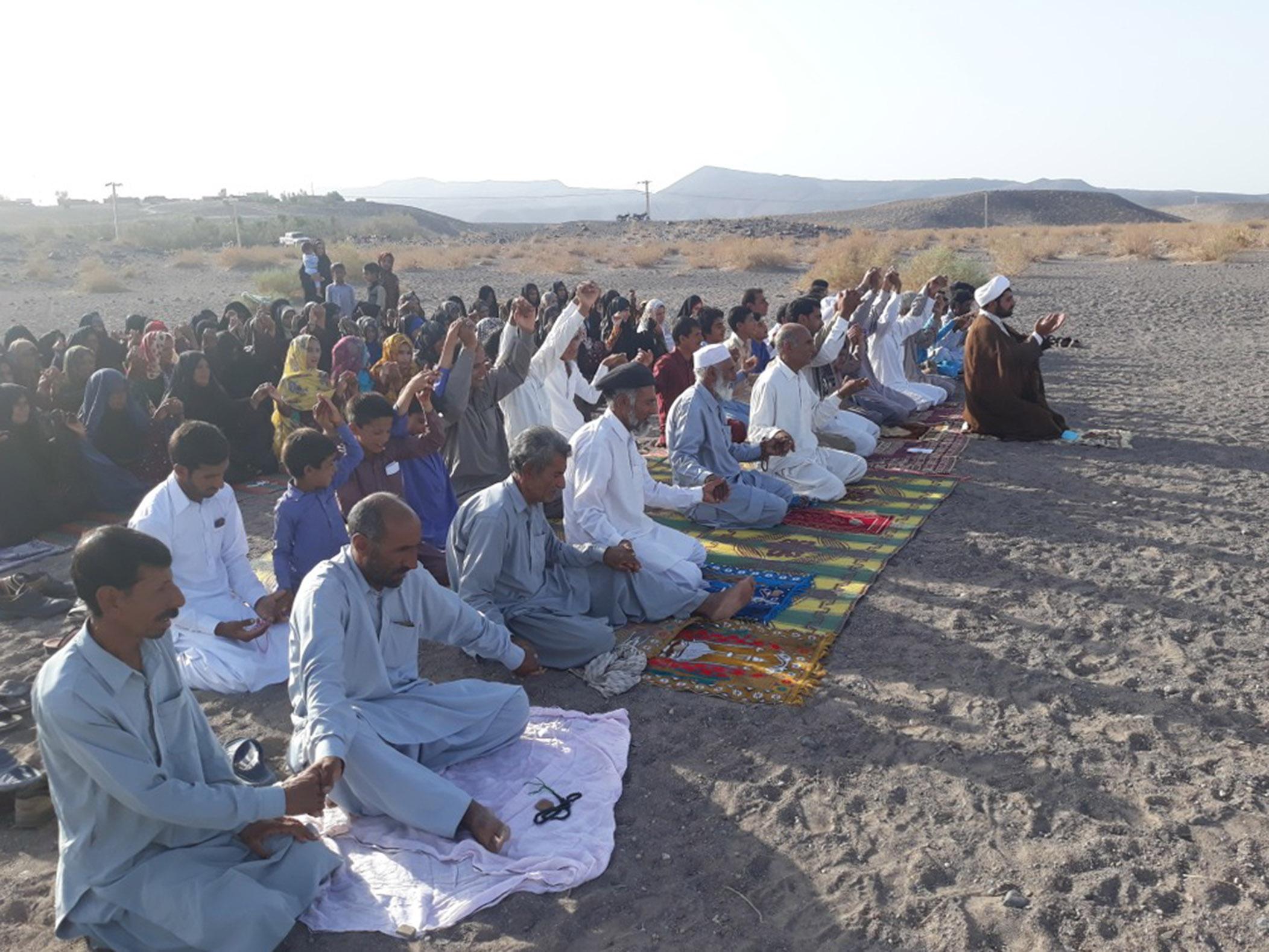 تبلیغ در جنوب استان کرمان