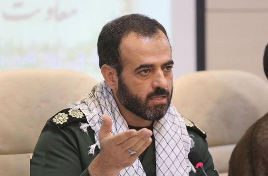 حمید دامغانی - فرمانده سپاه قائم آل محمد (عج) استان سمنان