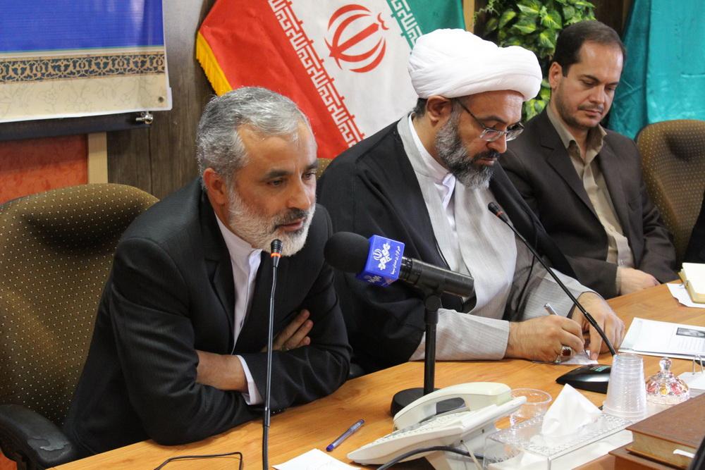 نشست خبری «تشریح فعالیتهای کمیته اطلاع رسانی جشنهای چهلمین سالگرد پیروزی انقلاب اسلامی»